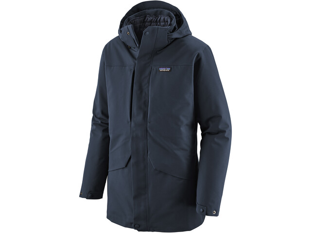 huge selection of 8e024 eac77 Patagonia Tres Parka 3in1 Uomo, neo navy